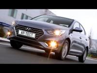 Тест-драйв Hyundai Solaris от канала Autorewiev