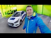 Тест-драйв Hyundai Solaris от обозревателя Игоря Бурцева