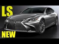 Тест-драйв флагмана Lexus LS от Александра Михельсона