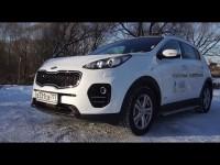 Тест-драйв нового KIA Sportage от Антона Автомана