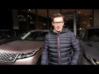 Тест-драйв нового Range Rover Velar на канале AutoVestiTV