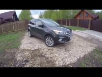 Видео обзор Ford Kuga 2017 от канала Лиса Рулит