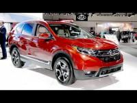 Видео обзор Honda CR-V от автопортала Autoreview