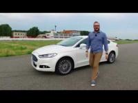 Видео обзор бизнес-седана Ford Mondeo от канала Авто Плюс