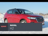 Видео тест-драйв Haval H2 от портала CarsGuru