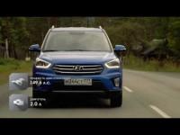 Видео тест-драйв Hyundai Creta от портала АвтоПлюс