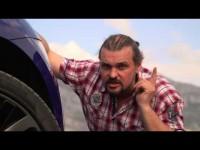 Видео тест-драйв Jaguar F-Pace на канале Авто Плюс