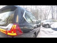 Видео тест-драйв Lexus LX на официальном канале Лиса Рулит