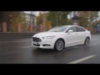 Видео тест-драйв нового Ford Mondeo от Антона Воротникова