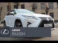 Видео тест-драйв нового Lexus RX от Cars Guru
