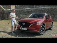 Видео тест-драйв новой Mazda CX-5 от Игоря Бурцева