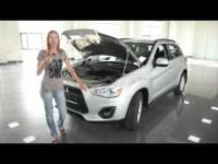 Mitsubishi ASX б/у в видео тест-драйве Авто Плюс ТВ