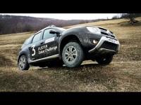 Тест-драйв Renault Duster на бездорожье с Игорем Бурцевым