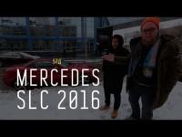 Тест-драйв родстера Mercedes-Benz SLC в Большом тест-драйве