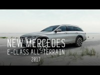 Видео обзор Mercedes-Benz E Class All-Terrain 2017 в программе