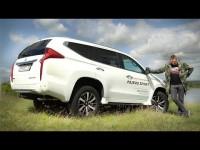 Видео обзор Mitsubishi Pajero Sport 2017 от Игоря Бурцева