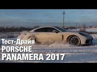 Видео обзор Porsche Panamera от Stenni