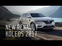 Видео обзор Renault Koleos 2017 в программе Большой тест-драйв
