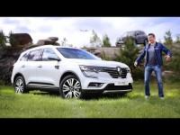 Видео обзор нового Renault Koleos 2017 от Игоря Бурцева