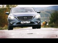 Видео тест-драйв Mazda 6 от обозревателя Игоря Бурцева