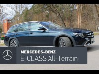 Видео тест-драйв Mercedes-Benz E Class All Terrain от Карс Гуру