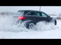 Видео тест-драйв Mercedes-Benz GLC от Stenni