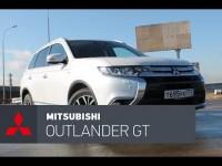 Видео тест-драйв Mitsibishi Outlande от CarsGuru