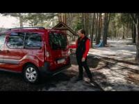 Видео тест-драйв Peugeot Partner Tepee на канале АвтоПлюс