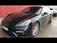Видео тест-драйв Porsche Panamera от эксперта Павла Блюденова