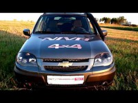 Chevrolet NIVA в видеообзоре от Автопанорамы