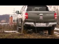 Видео обзор Fiat Fullback на канале Авто плюс