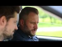 Сравнительный видео тест драйв Hyundai Santa Fe и Mitsubishi Outlander