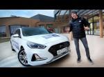 Hyundai Sonata 2017 в видео обзоре Игоря Бурцевева