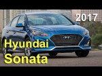 Видео тест - драйв Hyundai Sonata Александра Михельсона