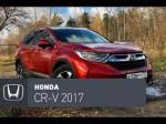 Honda CR-V 2017 видео тест-драйв CarsGuru