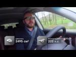 Видео тест драйв Infiniti QX50 в программе Авто Плюс