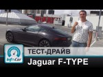 Видео тест-драй Jaguar F-Type Coupe от InfoCar.ua