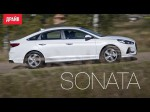 Hyundai Sonata видео обзор от DRIVE.RU