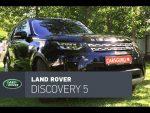 Land Rover Discovery 5 тест-драйв от CarsGuru
