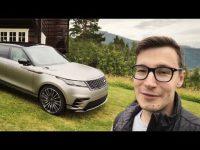 Видео обзор  Range Rover Velar  Павла Блюденова