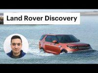 Видео тест-драйв Land Rover Discovery V