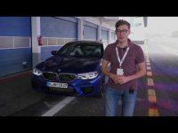 Первый тест-драйв и обзор  BMW M5 F90