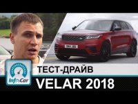 Тест-драйв нового Range Rover от InfoCar.ua