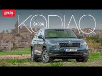 Skoda Kodiaq тест-драйв DRIVE.RU