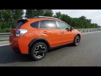 Тест -драйв Subaru XV от Авто Плюс