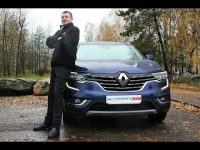 Видео тест-драйв Renault KOLEOS 2017 Автопанорамы
