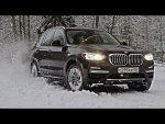 Тест драйв BMW X3 2018