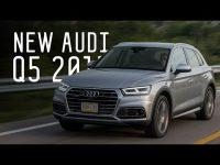 Большой тест-драйв Audi Q5 2017