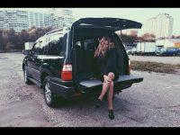 Видео тест-драйв Lexus LX470
