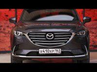 Mazda CX-9 видео тест-драйв Игоря Бурцева